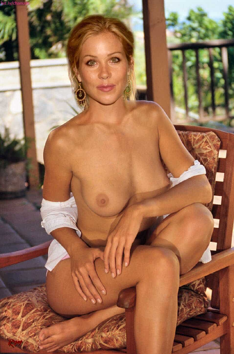 Christina applegate nude video