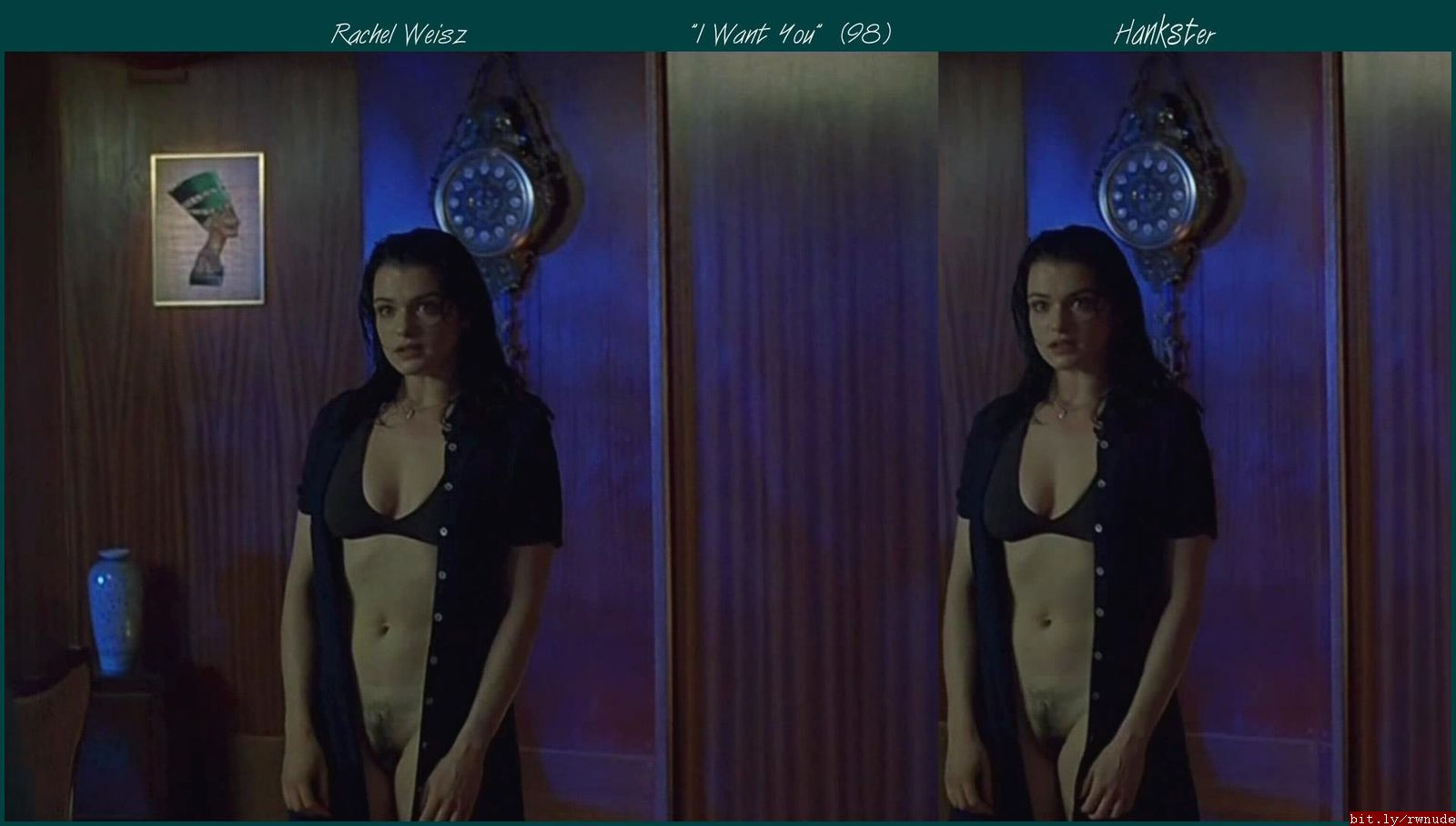 Rachel Hannah Weisz Nude