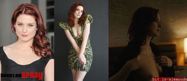 Alexandra Breckenridge naked pics