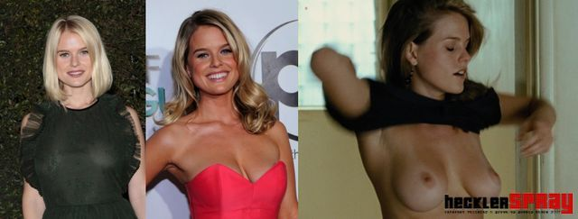 Alice Eve nude photos leaked