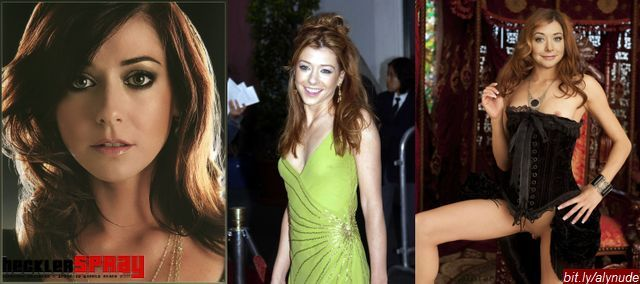 Alyson Hannigan nude photos leaked