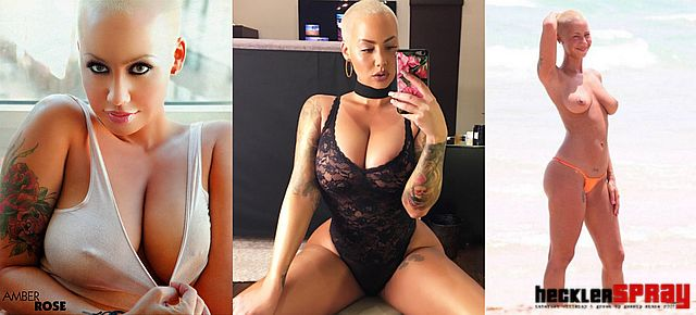 amber rose leaked nudes