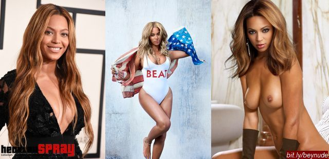 Nude photos of actress Beyonce