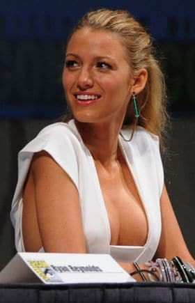 Blake lively nude opinion