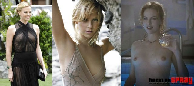 Charlize Theron nude photos leaked