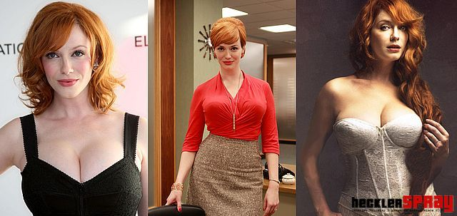 christina hendricks nude photos