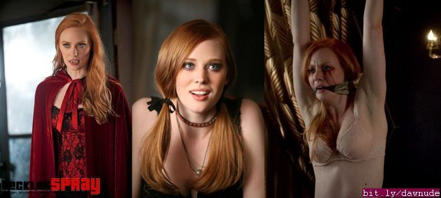 Deborah Ann Woll nude photos leaked