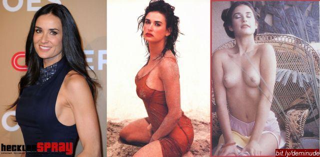 Demi Moore nudes