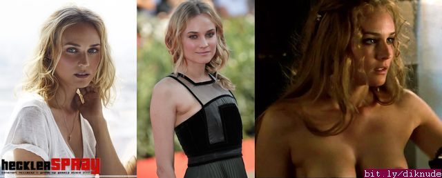 Diane Kruger movie nudes