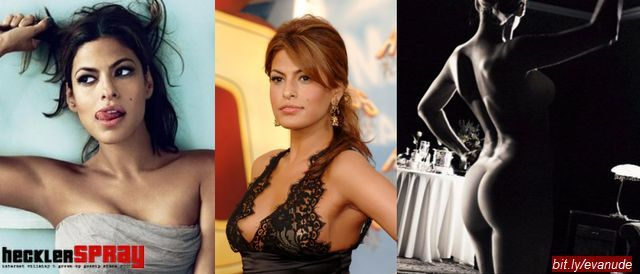 Eva Mendes nude pictures