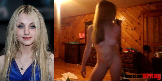 Evanna Lynch Leaked Nudes