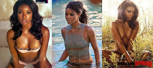 Gabrielle Union nude photos leaked