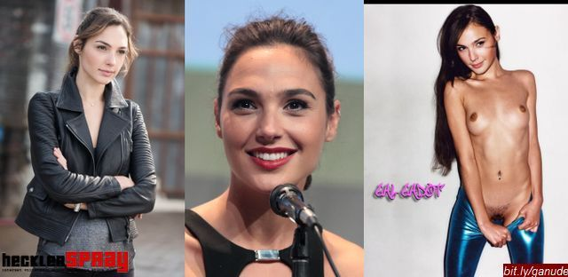 Gal Gadot nude photos fakes