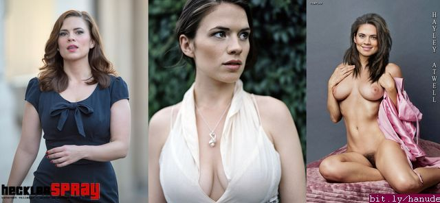 Hayley Atwell nude photos leaked