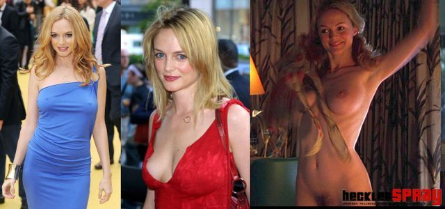 Heather Graham nude photos leaked