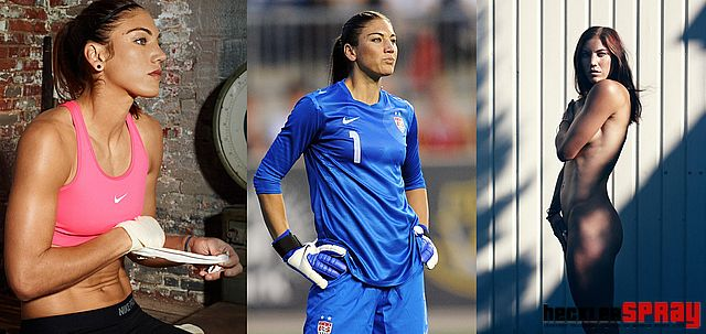 hope solo leaked pics № 153790