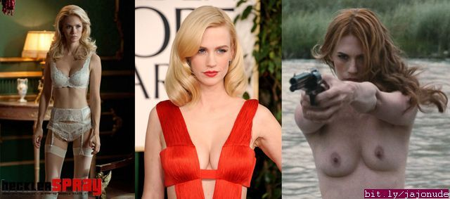 January Jones nude photos leaked