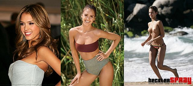 jessica alba leaked photos