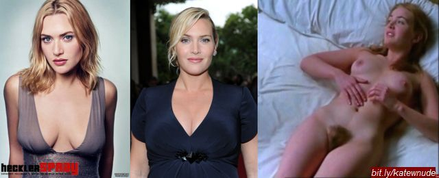 Kate Winslet nudes