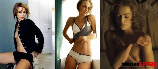Keira Knightley naked pics