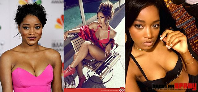 Keke Palmer nude photos leaked