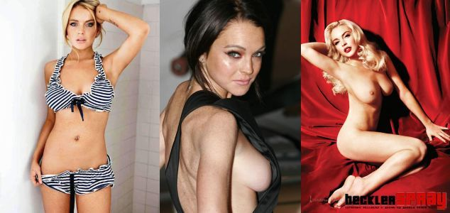 Lindsay Lohan nude photos leaked
