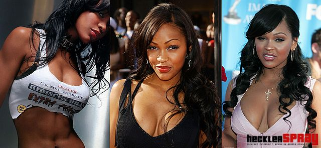 Meagan Good nude photos leaked