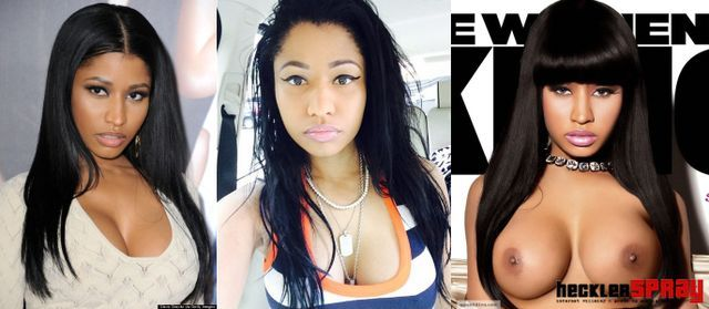 Nicki Minaj nude photos leaked