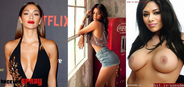 Nicole Scherzinger nude photos leaked