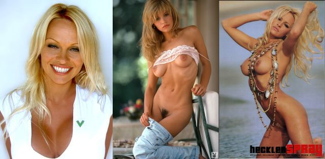 Pamela Anderson nude photos leaked
