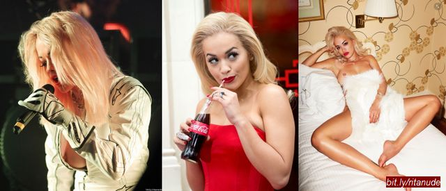 Pictures of Rita Ora in the nude