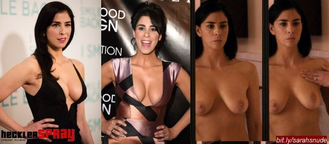 Sarah Silverman nude pictures