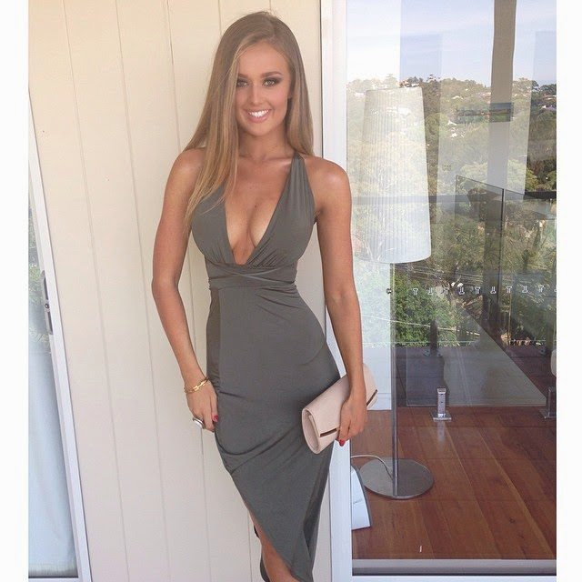 Tight Dress Milf
