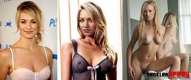 Yvonne Strahovski nude photos leaked