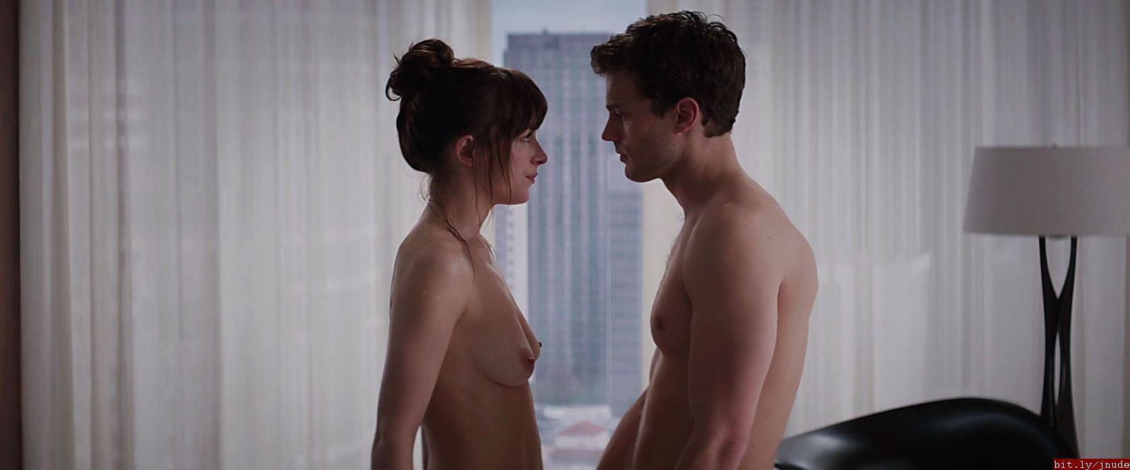Dakota johnson fifty shades nude