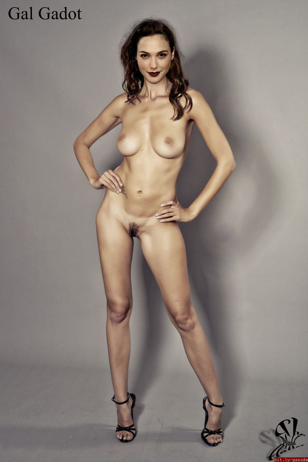 These Gal Gadot Nudes Are Wonderful