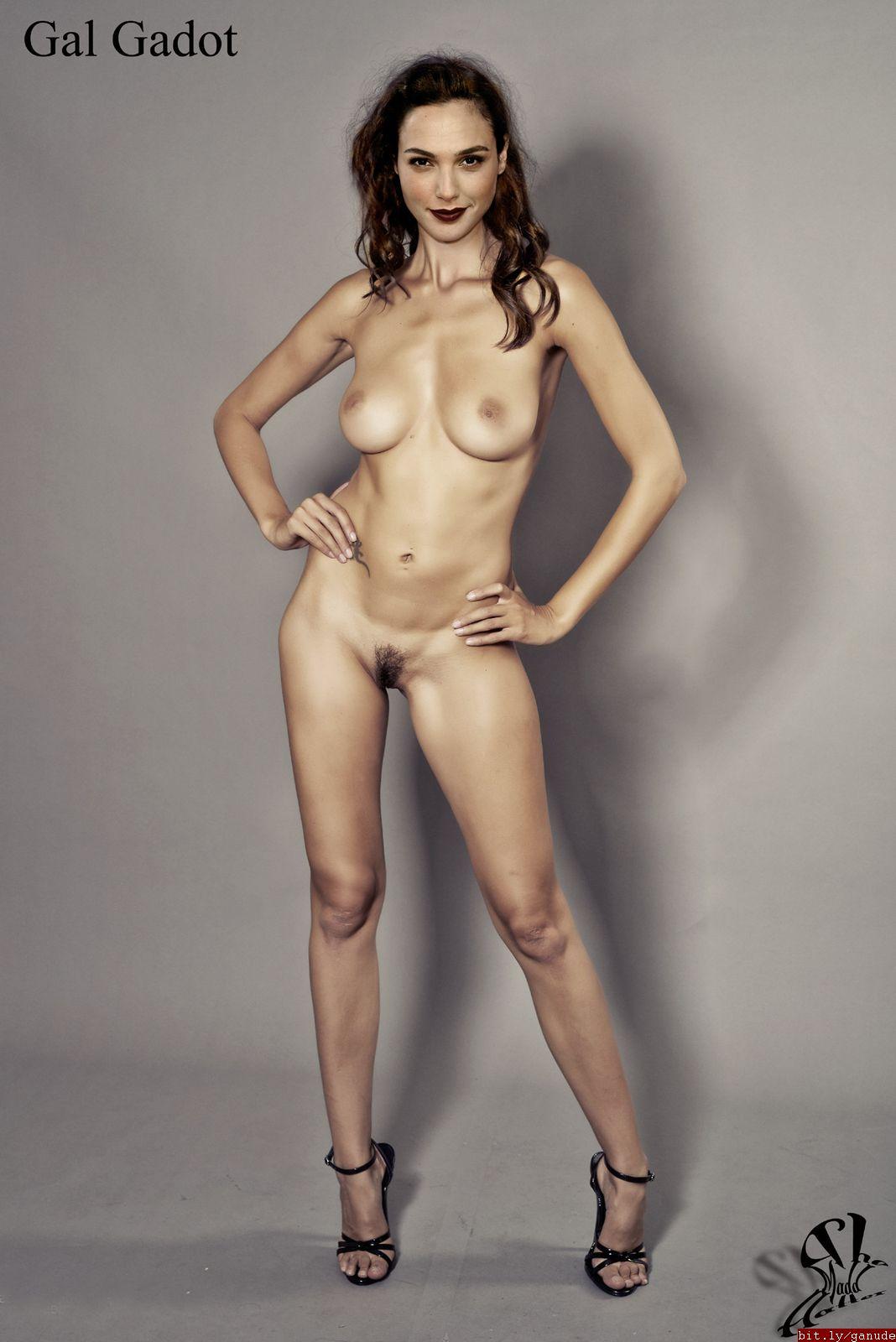 Naked Gal Gadot nude photos 2019