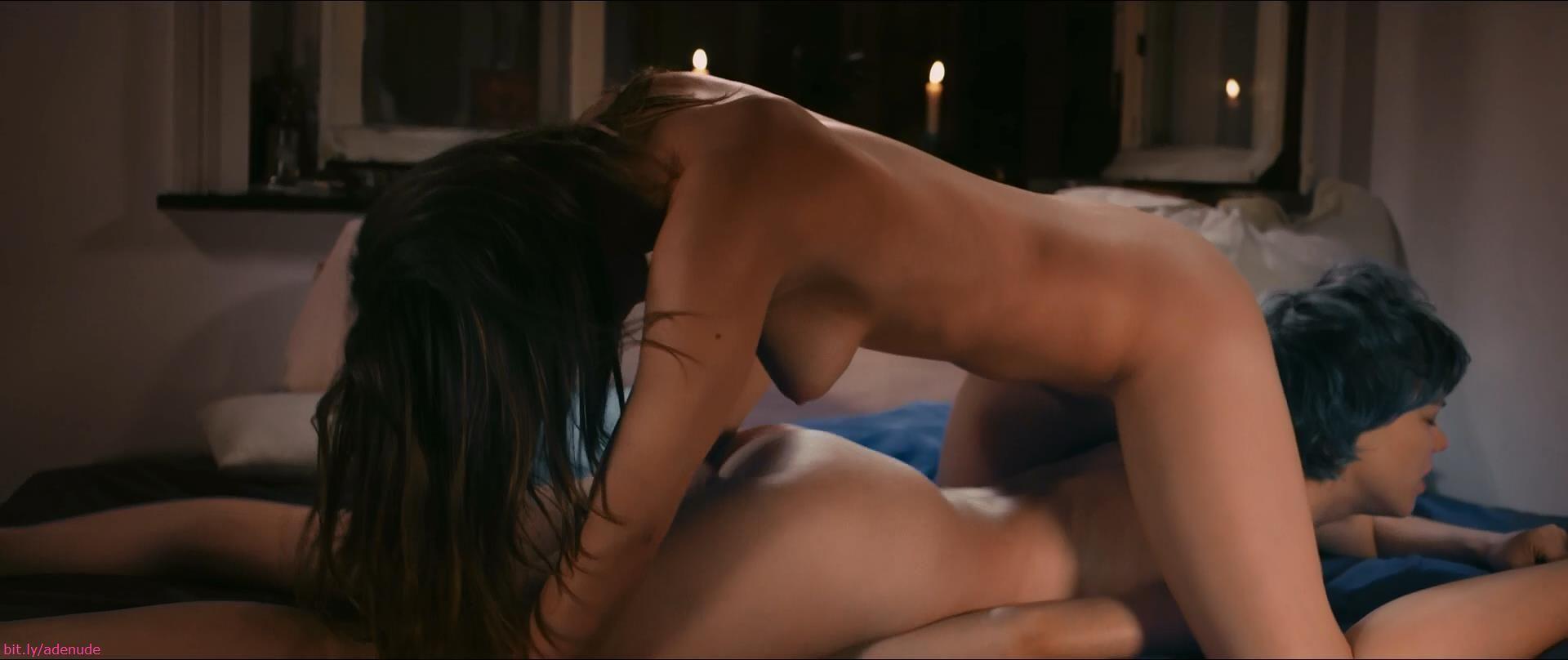 Adele exarchopoulos nude sex scene in le fidele 2