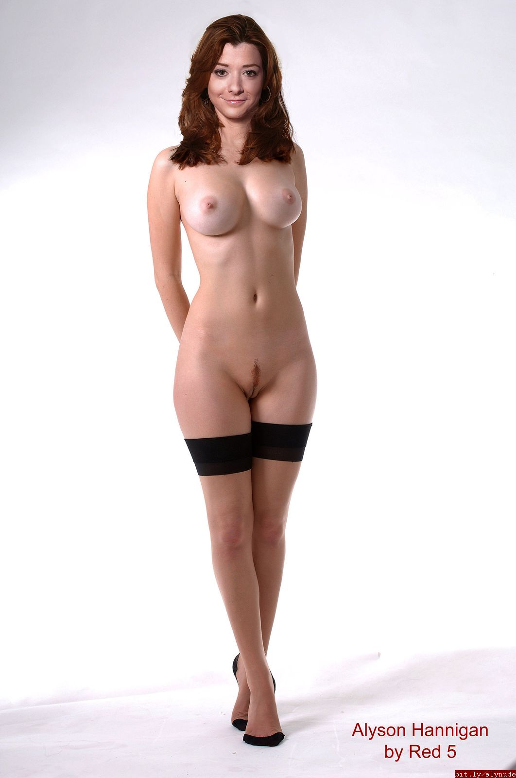 Alyson hannigan nude pics