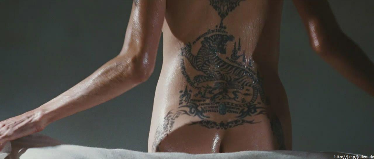Angelina Jole Nude Pics 35