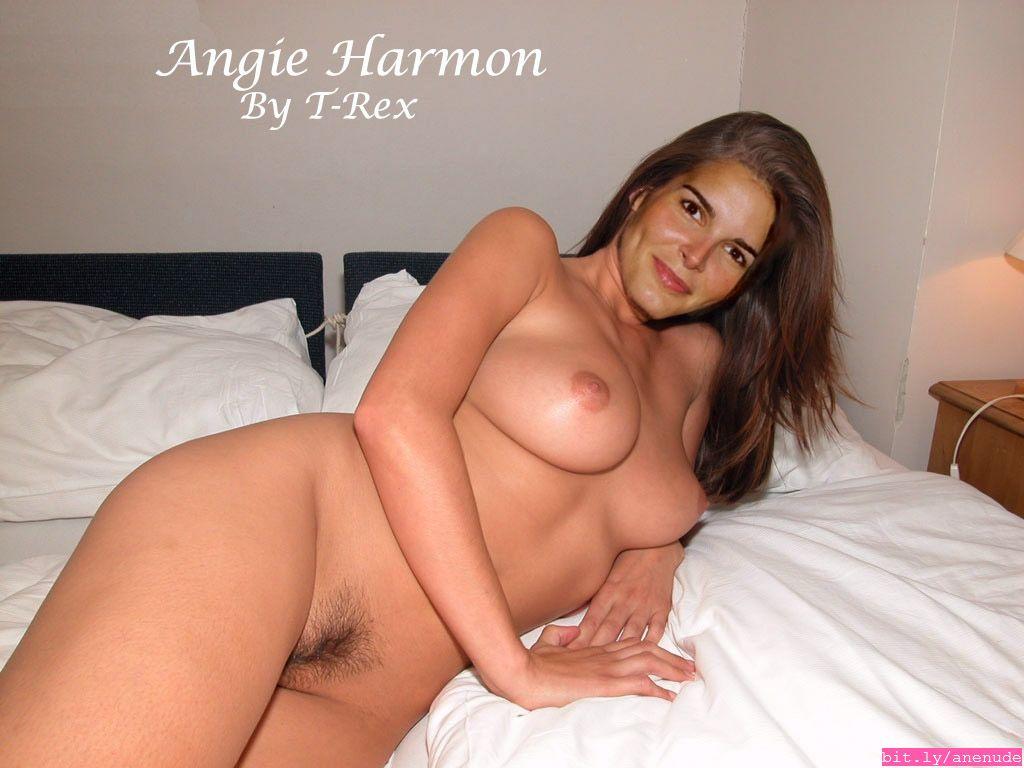 naked angie