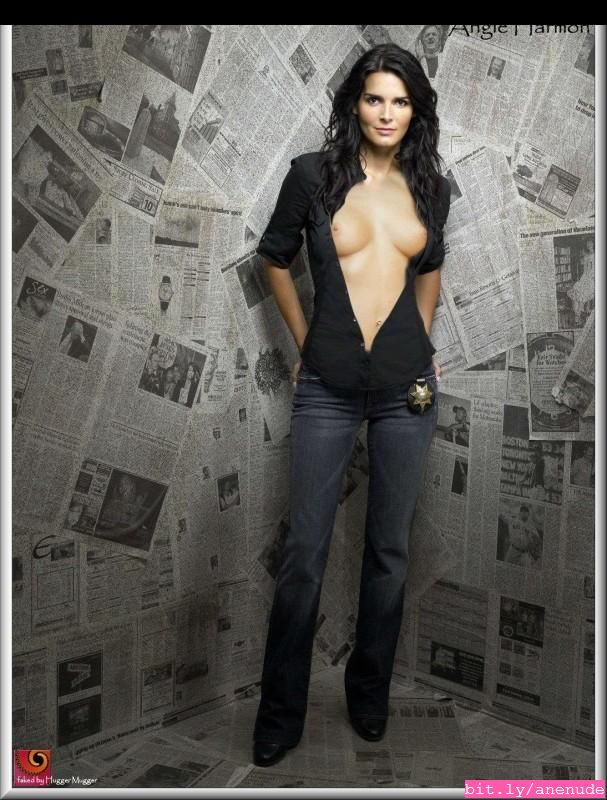 Nude photos of angie harmon