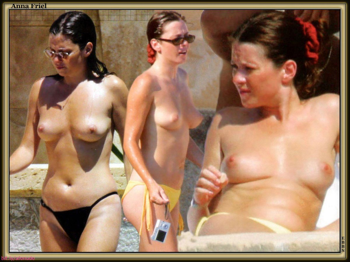Anna Friel Naked Pictures 8