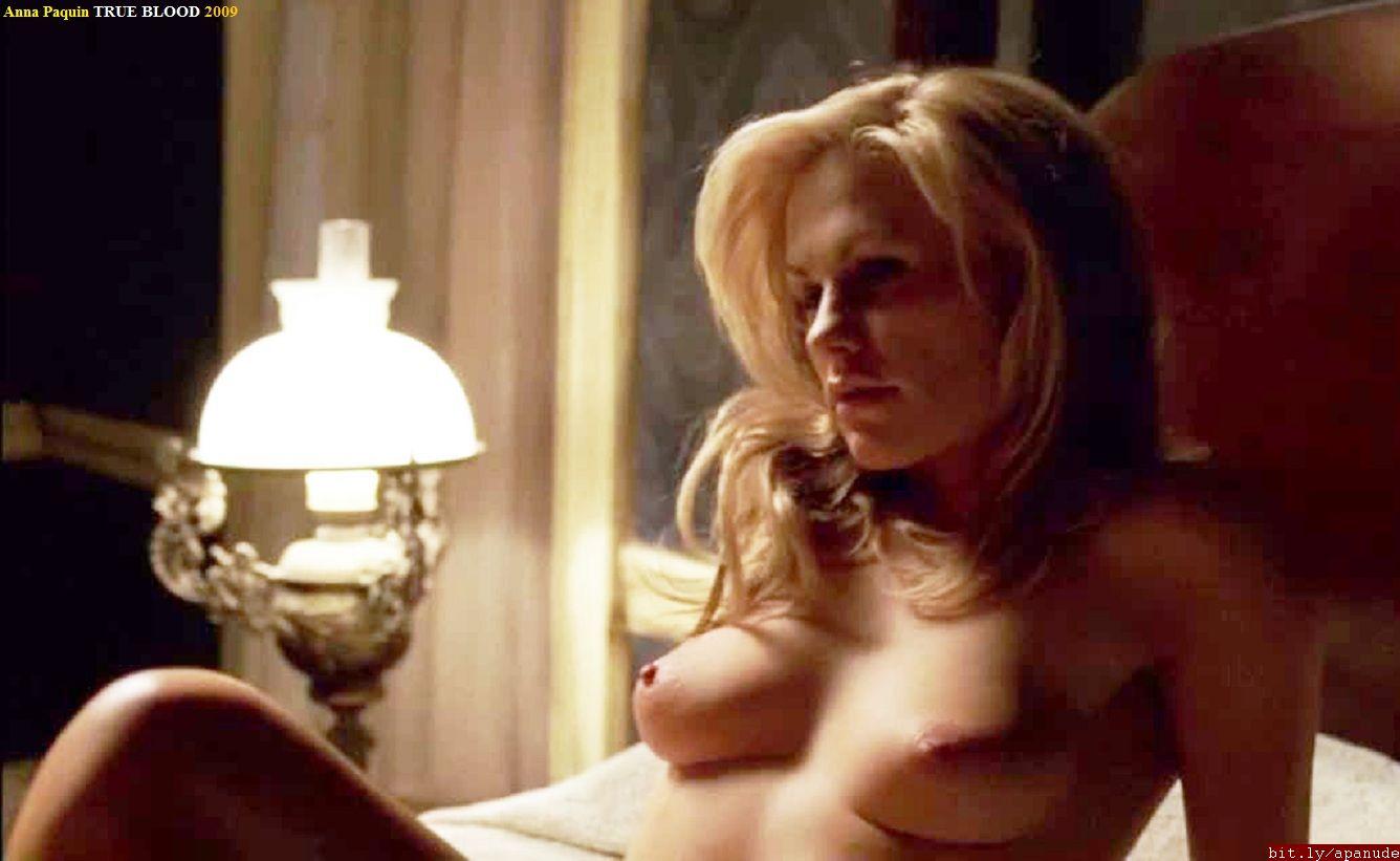 Anna paquin got naked