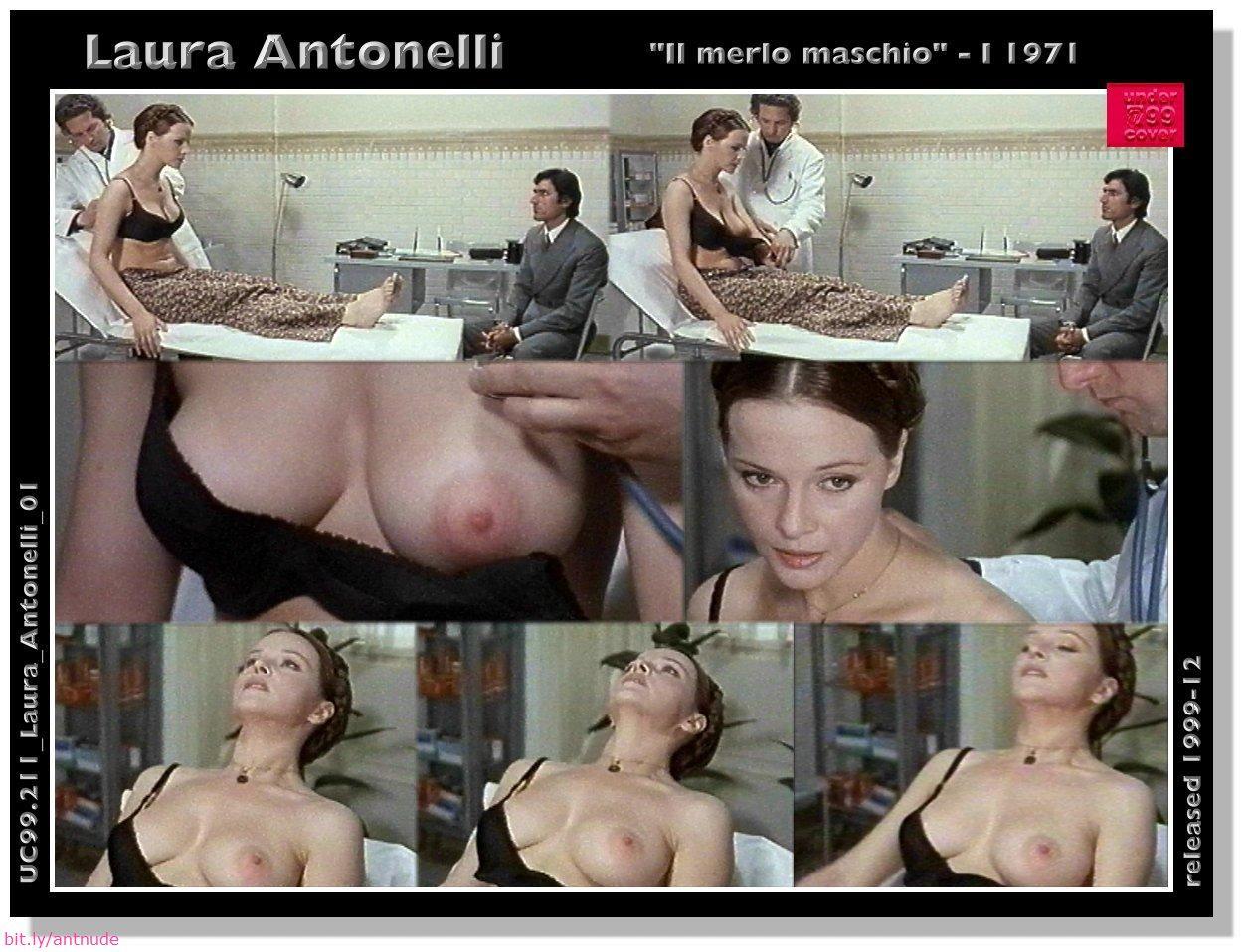 Lauren drain nackt