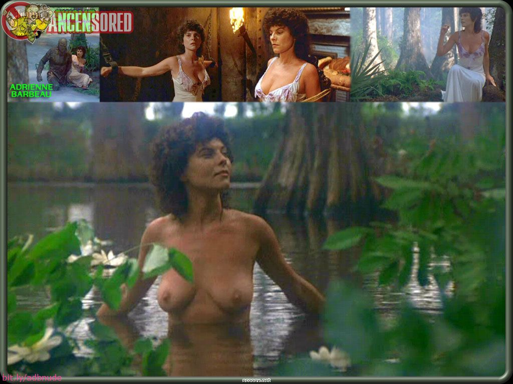 adrienne barbeau nude - we wanna be her swamp thing (21 pics)