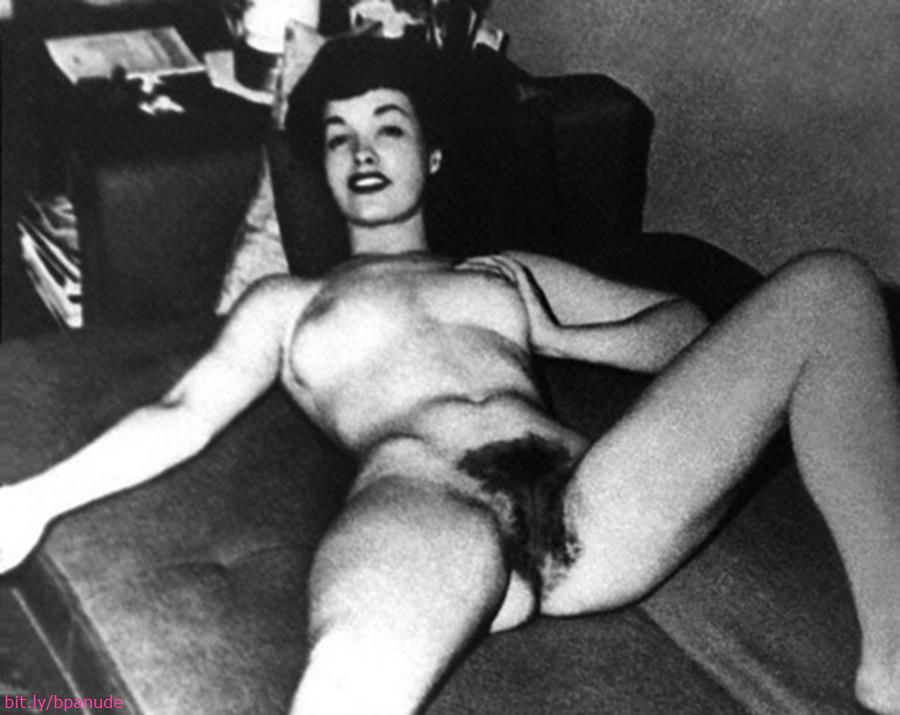 Betty Page Nude Video 78