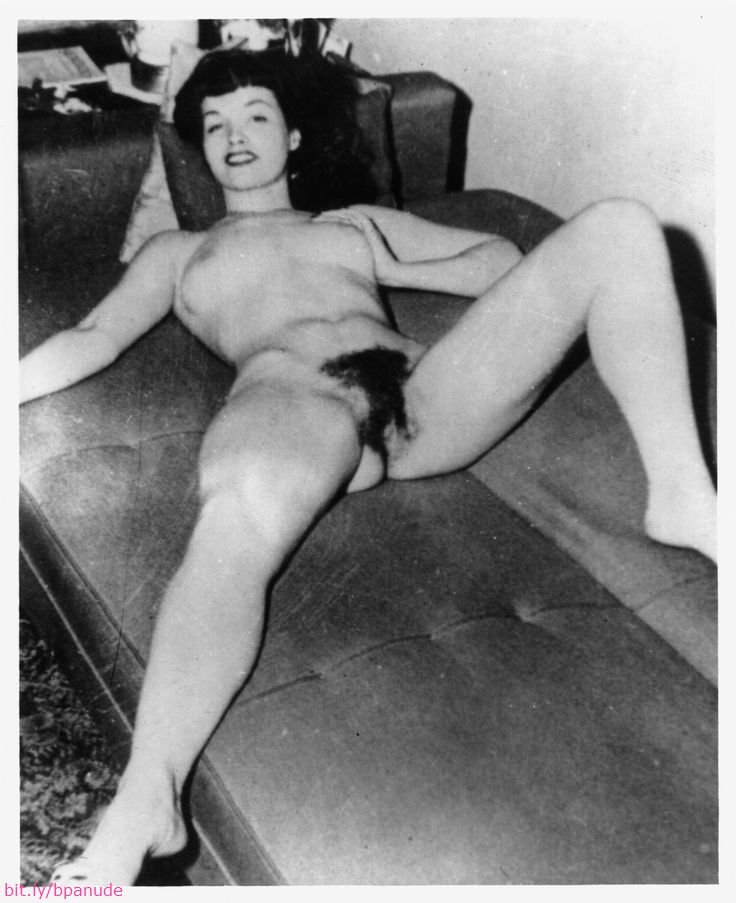Bettie Page Nude Video 91