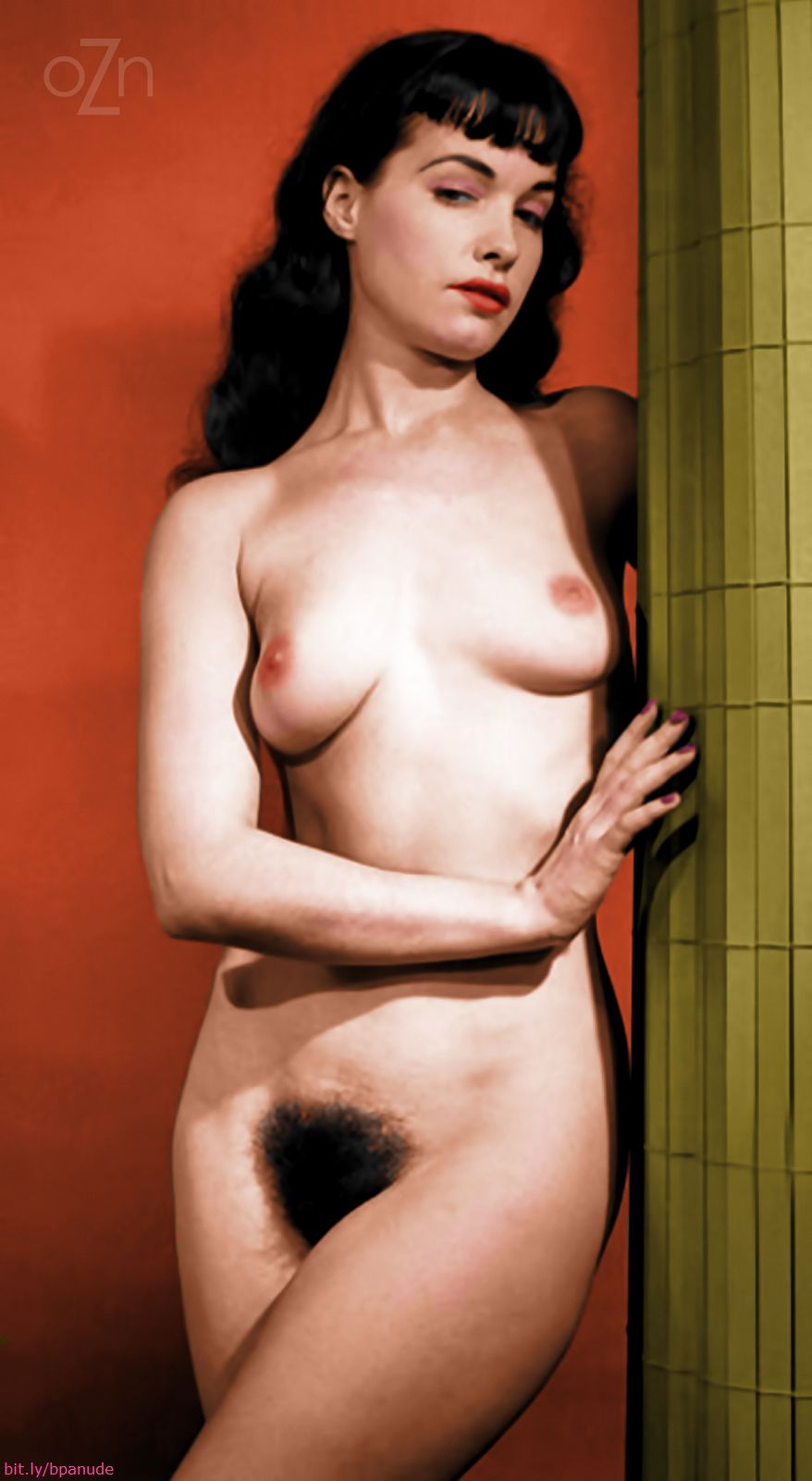 Bettie Page Nude Video 97