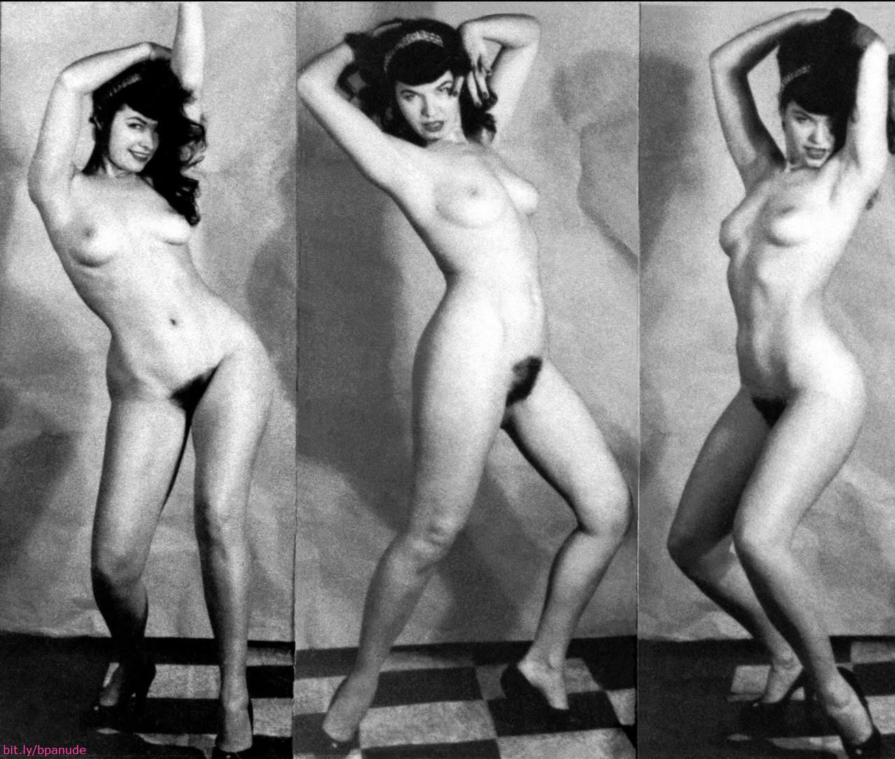 Betty Page Nude Video 43